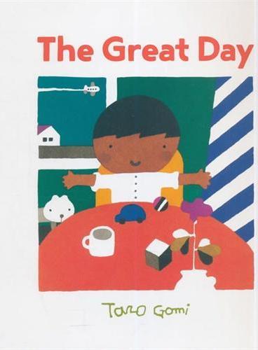 The Great Day 五味太郎:美好的一天(精装) ISBN9781452111254