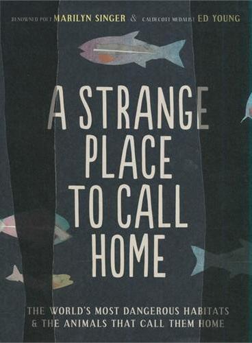 A Strange Place to Call Home: The World's Most Dangerous Habitats & the Animals That Call Them Home 最陌生、危险的动物家园 IBSN9781452101200