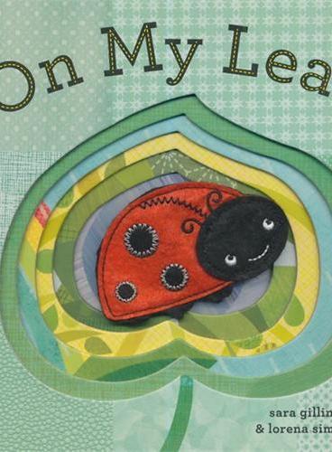 On My Leaf  在我的叶子上[卡板书] ISBN9781452108131