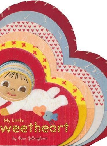 My Little Sweetheart 我的小甜心[卡板书] ISBN9781452102269