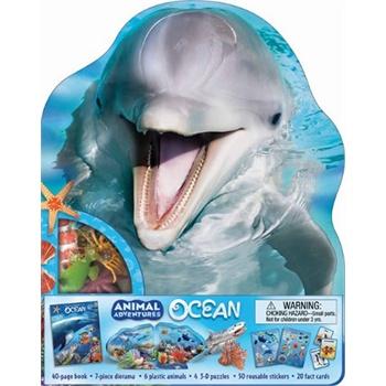 Animal Adventures: Ocean 动物历险:海洋ISBN9781607107248