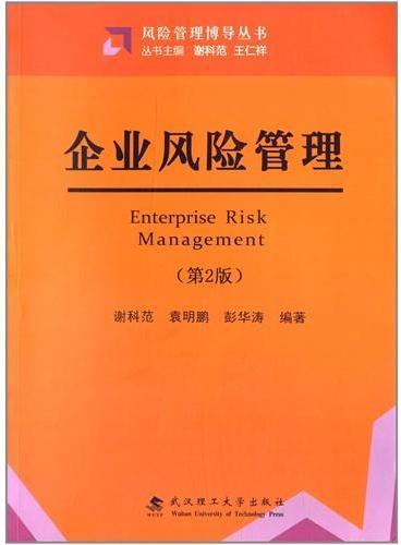企业风险管理  2版