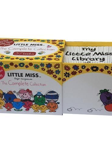 Little Miss 37-copy Complete Set 妙小姐37册全集 ISBN9780603570537