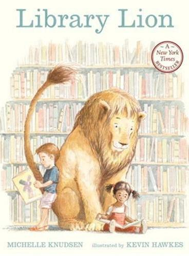 Library Lion图书馆狮子ISBN9780763637842