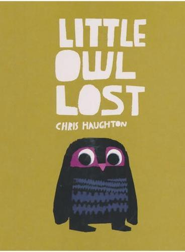 Little Owl Lost [Board Book]小猫头鹰走丢了[卡板书]ISBN9780763667504