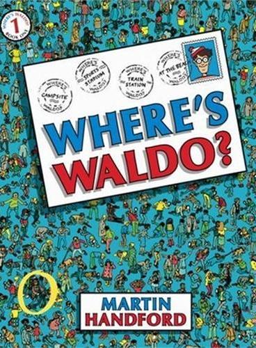 Where's Waldo? 威利在哪里?ISBN9780763634988