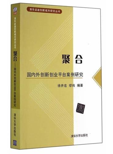 聚合——国内外创新创业平台案例研究(清华启迪创新城市研究丛书)