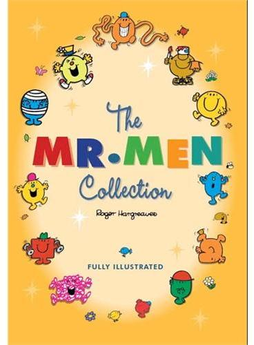 Mr Men Treasury 奇先生故事集ISBN9780603570599