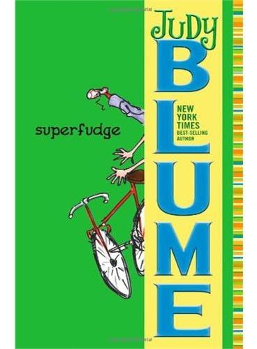 Superfudge by Judy Blume超级胡话(朱迪-布鲁姆小说)ISBN9780142408803