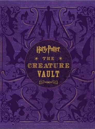 Harry Potter: The Creature Vault: The Creatures and Plants of the Harry Potter Films哈利波特电影志ISNB9780062374233