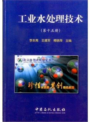 工业水处理技术(第十五册)