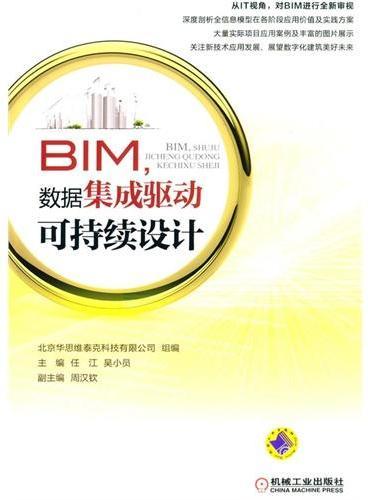 BIM,数据集成驱动可持续设计