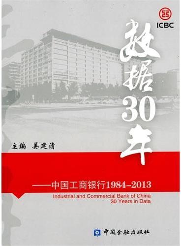数据30年----中国工商银行1984-2013