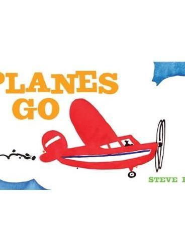 Planes Go 飞机飞走了(卡板书) ISBN9781452128993