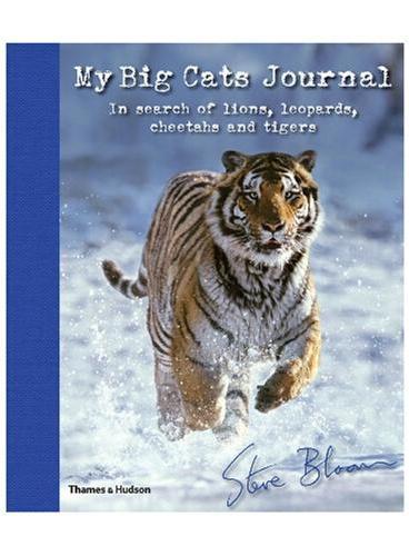 My Big Cats Journal猫科动物ISBN9780500650028