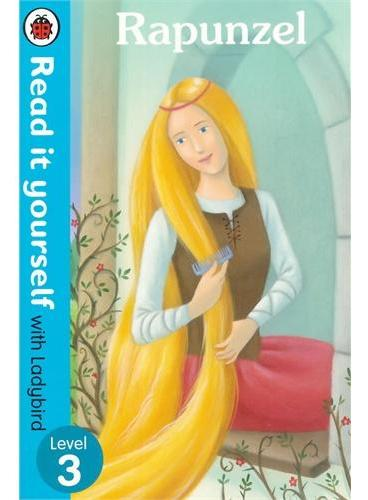Read it Yourself: Rapunzel(Level 3)长发公主(大开本平装)ISBN9780723273134