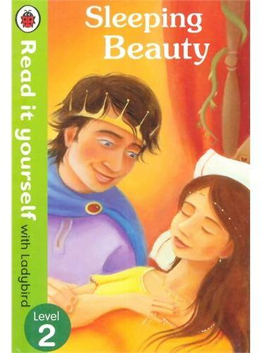 Read it Yourself: Sleeping Beauty(Level 2)睡美人(小开本精装)ISBN9780723272939