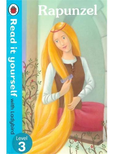 Read it Yourself: Rapunzel(Level 3)长发公主(小开本精装)ISBN9780723273158