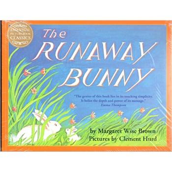The Runaway Bunny 逃家小兔(英国纪念版)ISBN9780007494842