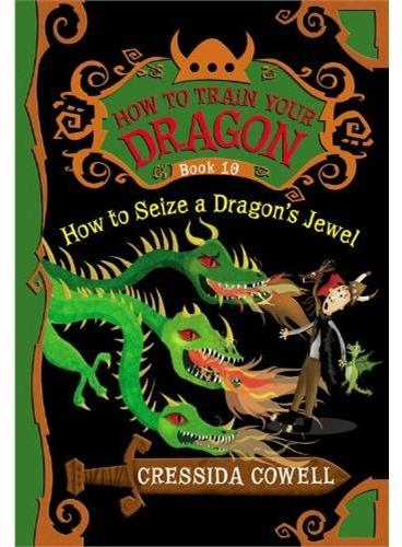 How to Train Your Dragon, Book 10驯龙记10 ISBN9780316244084