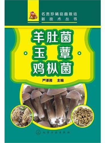 名贵珍稀菇菌栽培新技术丛书--羊肚菌·玉蕈·鸡枞菌