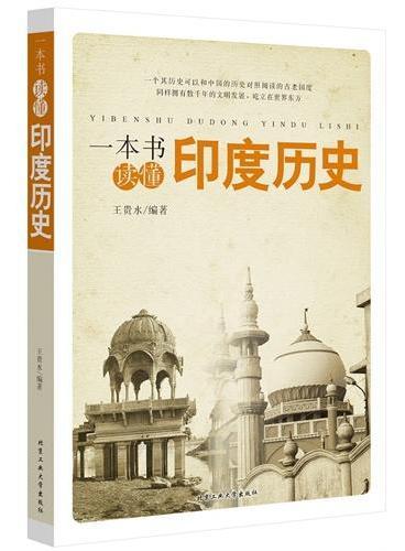 一本书读懂印度历史