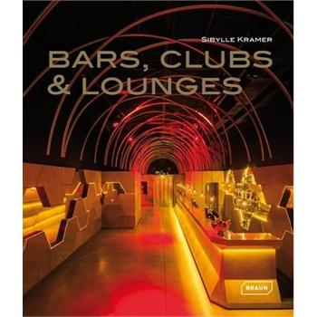 Bars, Clubs & Lounges (ISBN=9783037681763) bars/clubs/lounges/酒吧/夜店/俱乐部/夜总会装饰设计大图册