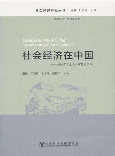 社会经济在中国--超越资本主义的理论与实践