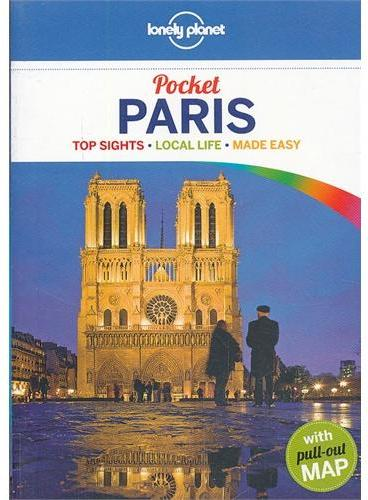 Pocket Paris 3     9781741796919