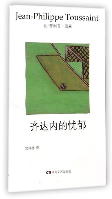 图森作品集7:齐达内的忧郁