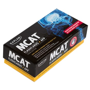 KAPLAN MCAT FLASHCARDS 开普兰 MCAT测验卡
