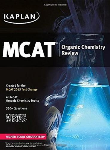 KAPLAN MCAT ORGANIC CHEMISTRY REVIEW 开普兰MCAT有机化学分析