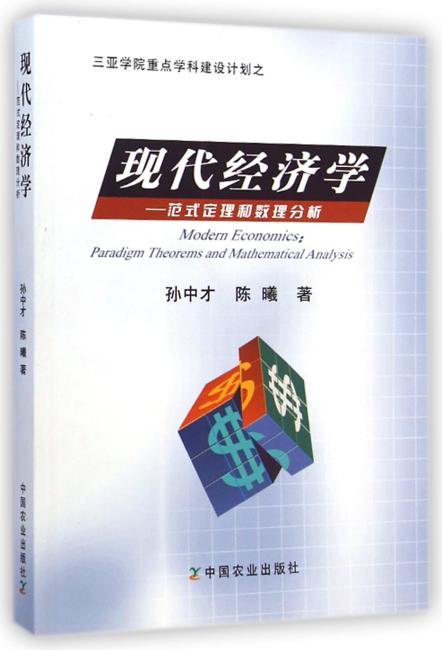 现代经济学范式定理和数理分析