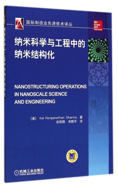 纳米科学与工程中的纳米结构化(国际制造业先进技术译丛)