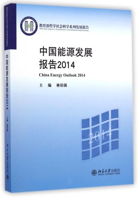 中国能源发展报告2014