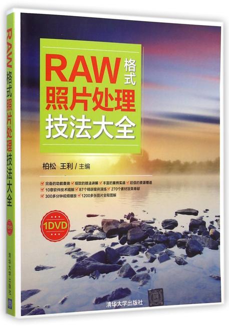 RAW格式照片处理技法大全(配光盘)