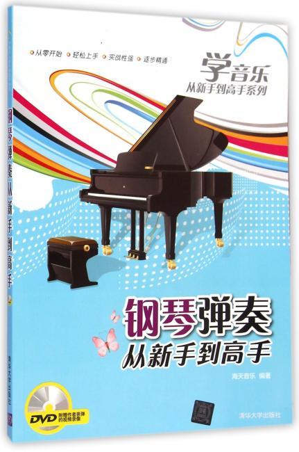 钢琴弹奏从新手到高手(配光盘)(学音乐从新手到高手系列)