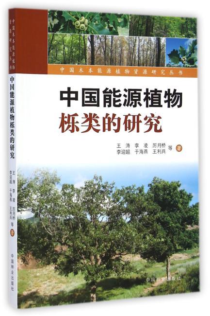中国能源栎类植物的研究