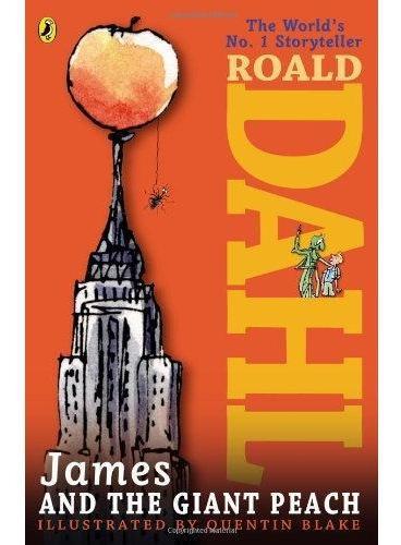 James and the Giant Peach詹姆斯与大仙桃(罗尔-德达尔小说,美国版)ISBN9780142410363