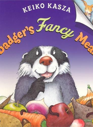 Badger's Fancy Meal獾的大餐(《狼大叔的红焖鸡》姊妹篇)ISBN9780142412718