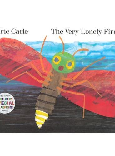 The Very Lonely Firefly[Hardcover]好孤独的萤火虫(《好饿的毛毛虫》同一作者作品,精装)ISBN9780399227745