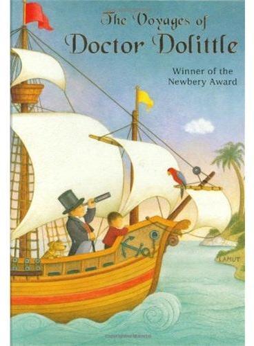 The Voyages of Doctor Dolittle[Hardcover] 杜丽特医生航海记(精装)ISBN9780448418636
