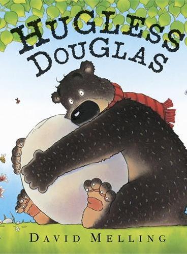 Hugless Douglas[Boardbook]道格拉斯要抱抱ISBN9781444907636