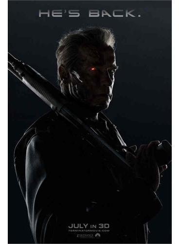 "The Art and Making of Terminator Genisys (ISBN=9781608875504) 《终结者5:创世纪》电影艺术设定集 施瓦辛格重归""终结者""系列 创意与《回到未来》非常类似"
