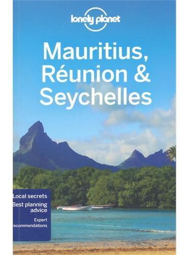 Mauritius Reunion & Seychelles 8 Lonely Planey 孤独星球 毛里求斯&塞舌尔 最新版