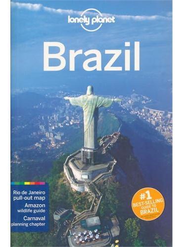 Brazil 9 Lonely Planet 孤独星球 巴西 最新版