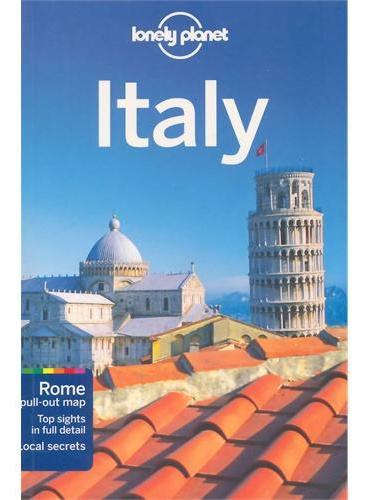 Italy 11 Lonely Planet 孤独星球 意大利 最新版