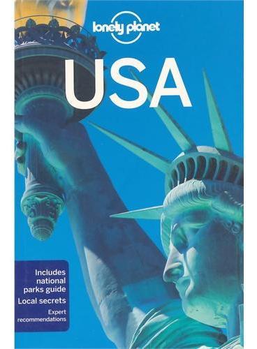 USA 8 Lonely Planet 孤独星球 美国 最新版
