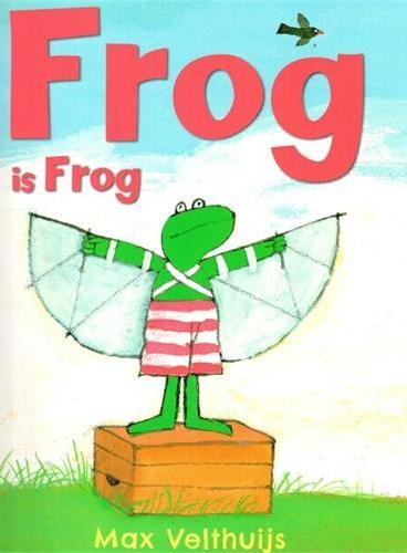 Frog is Frog《我就是喜欢我》ISBN9781783441419