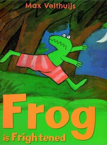 Frog is Frightened《弗洛格吓坏了》ISBN9781783441426